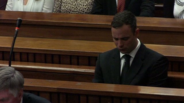 Pistorius Defence Outlines Case against Prison Sentence