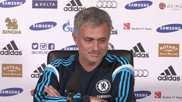 Mourinho on Koeman's Award and Game against Crystal Palace