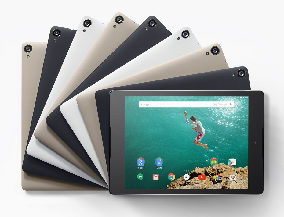 Google Nexus 9 Finally reaches India, Pricing Details Revealed, Tablet to be Sold via Google play Store
