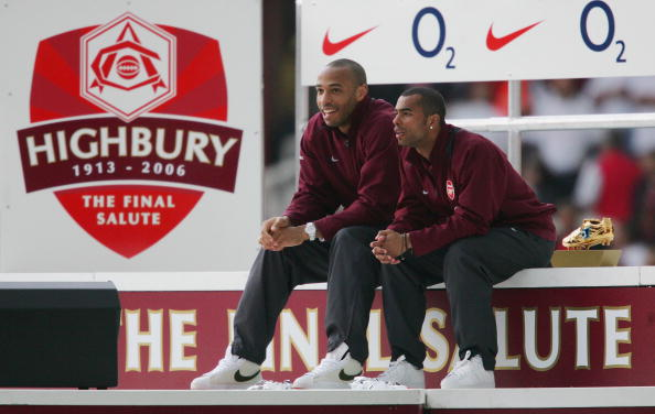 Thierry Henry-Ashley Cole