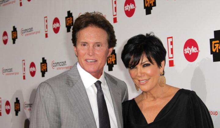 Bruce Jenner Kris Jenner divorce