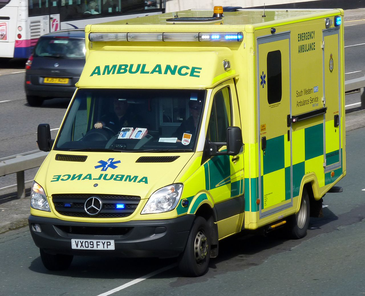 South Western Ambulance
