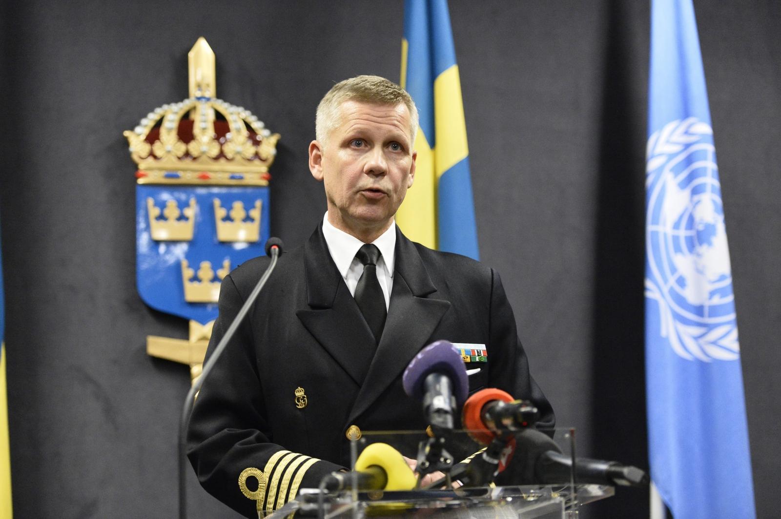 Sweden tensions in Stockholm Archipelago
