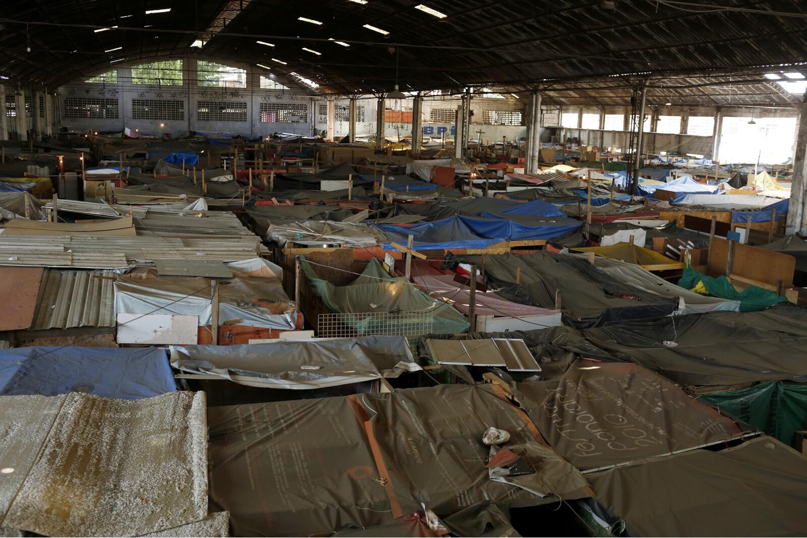 Brazil Factory Slum Homes
