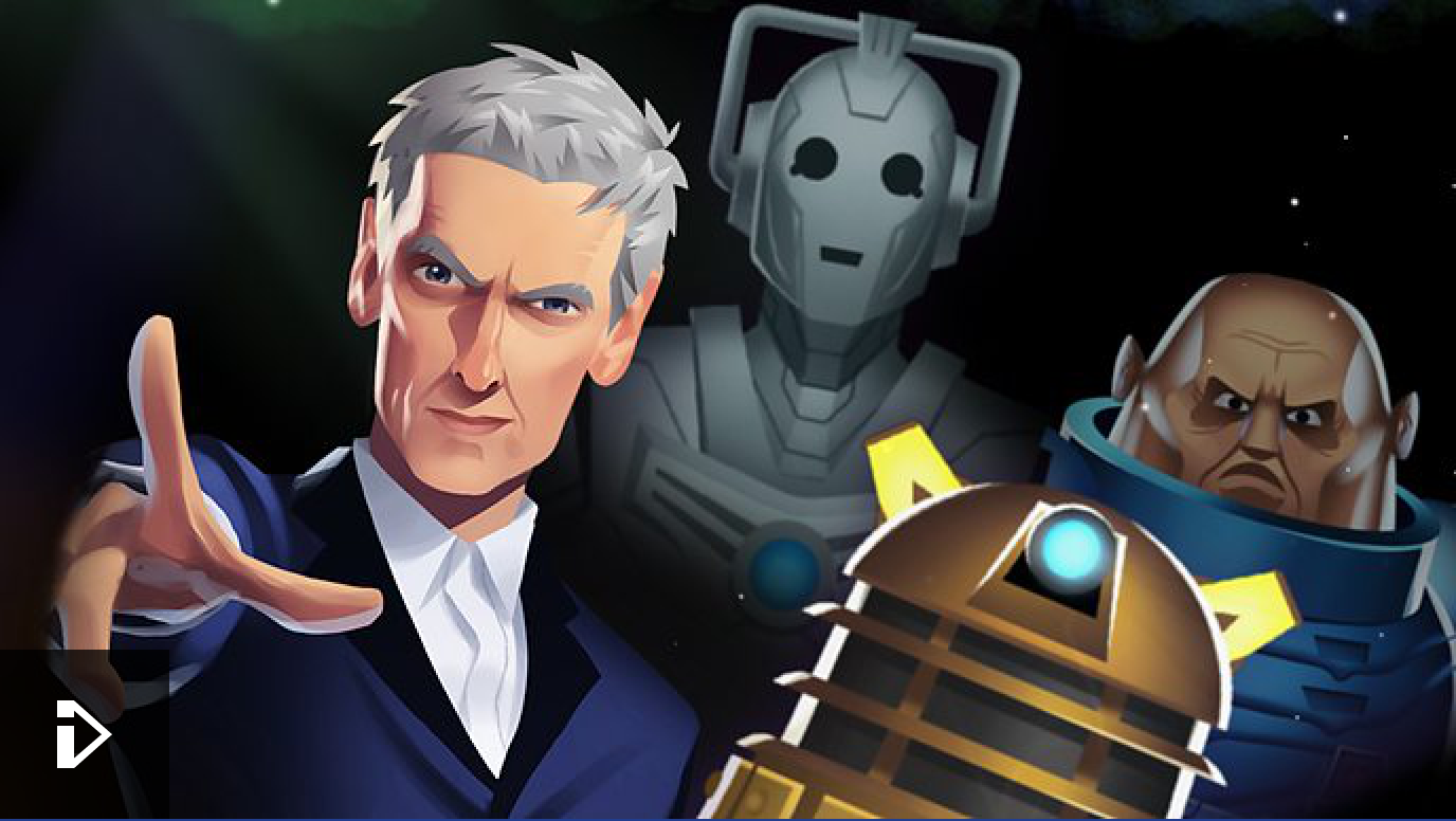 Doctor Who Videogame, The Doctor and the Dalek