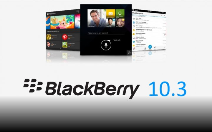 BlackBerry OS 10.3.1.821