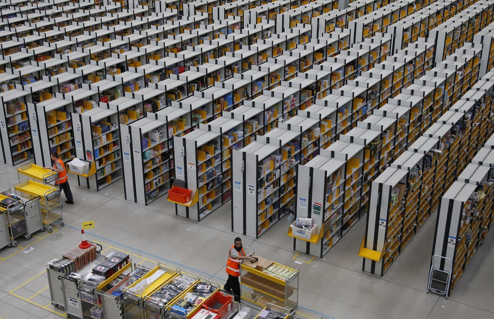Amazon to start paying British corporation taxes on retail ...