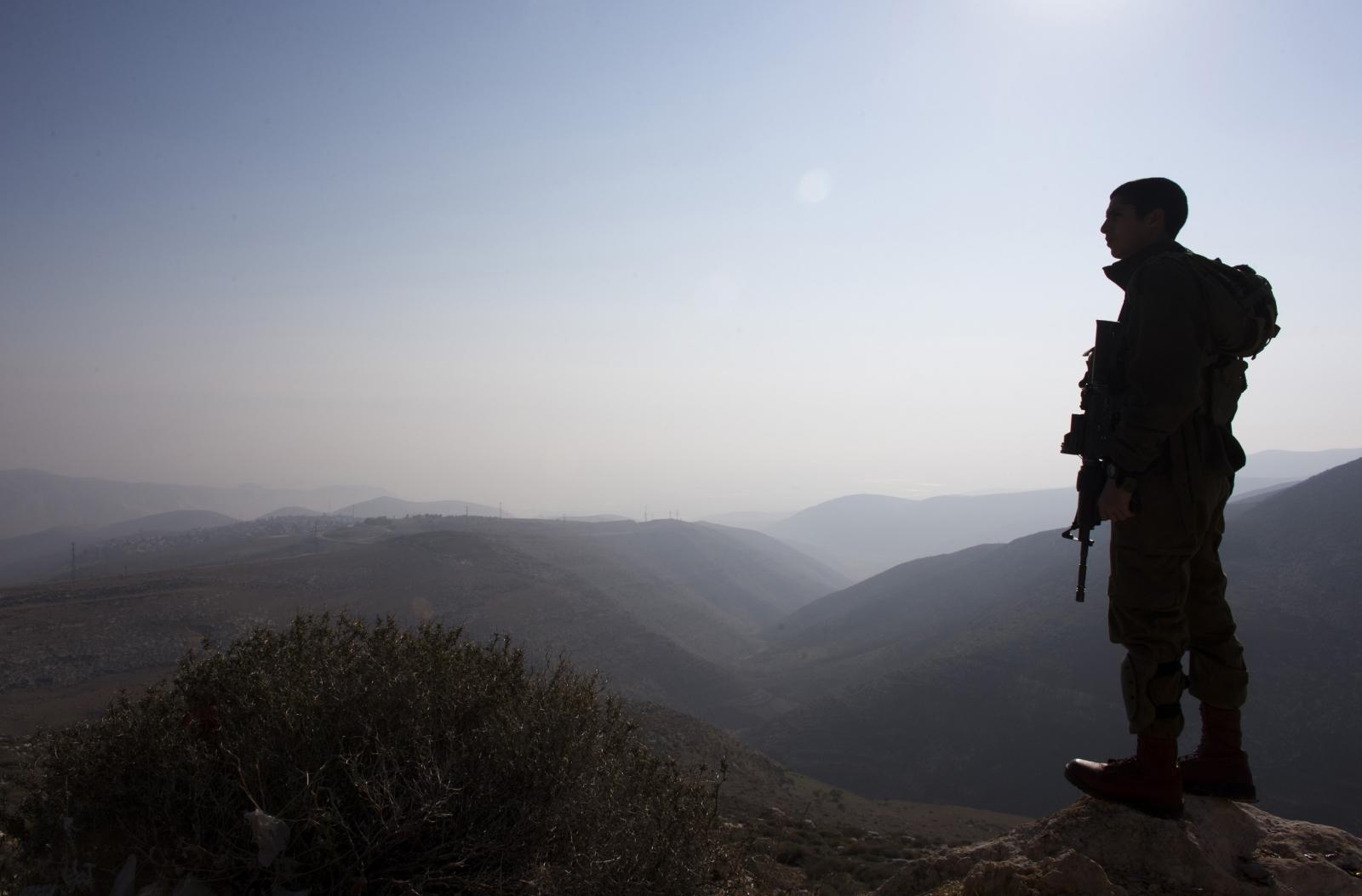 Israel West Bank Palestine