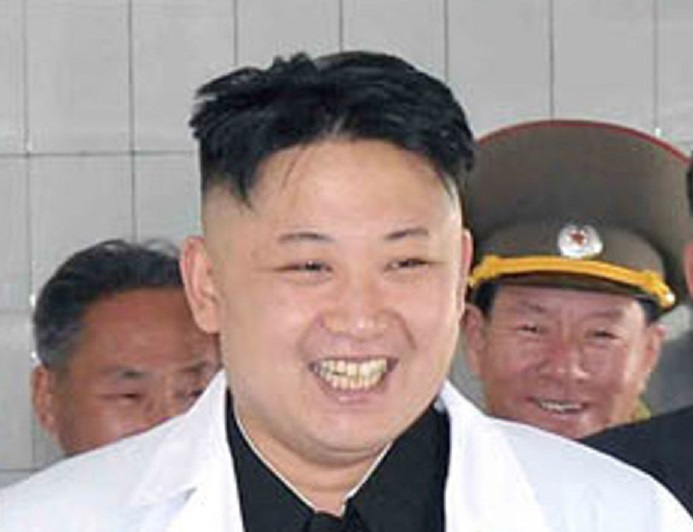 Kim Jong-un  attended a banquet for North Korea's triumph at the Asian Games