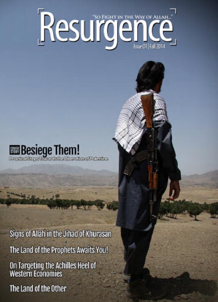 al-Qaida's magazine Resurgence.