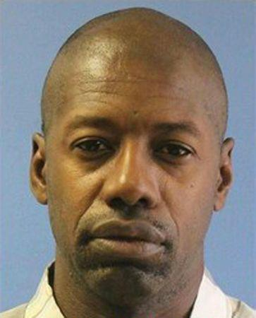 Darren Deon Vann in an undated picture from the Lake County Sheriff's Office in Indiana.