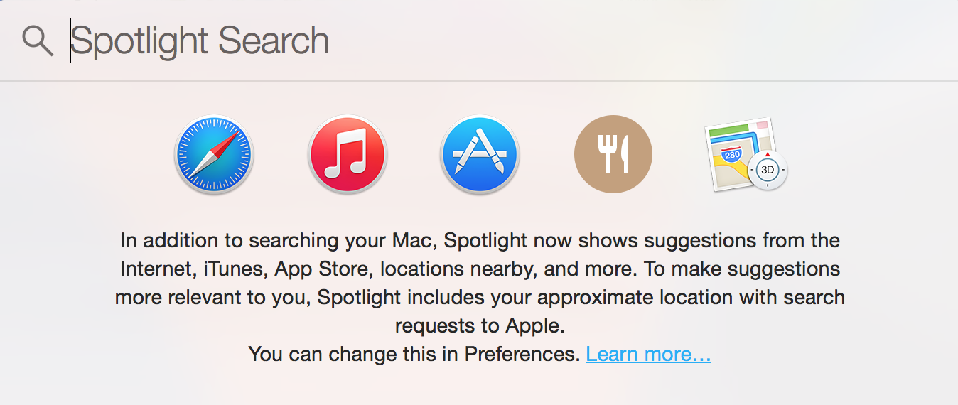Is Apple's Mac OS X Yosemite Secretly Collecting Your ...