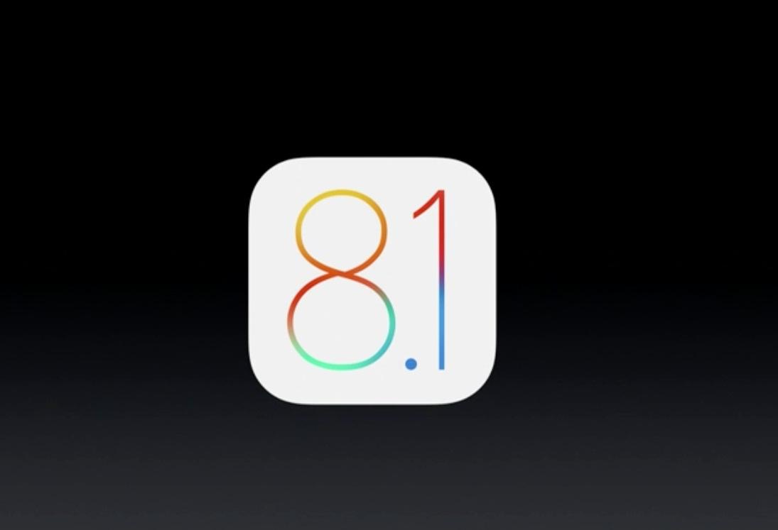 Apple iOS 8.1
