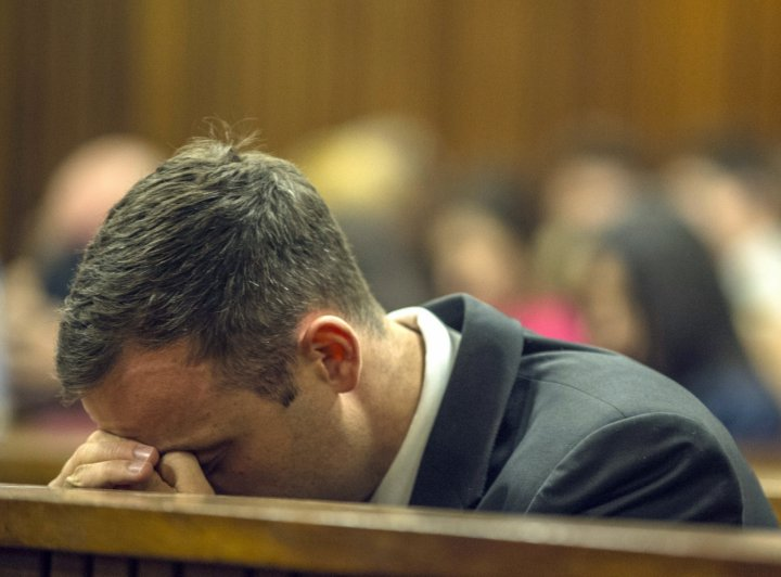 Oscar Pistorius sentenced at last for shooting dead his girlfriend Reeva Steenkamp