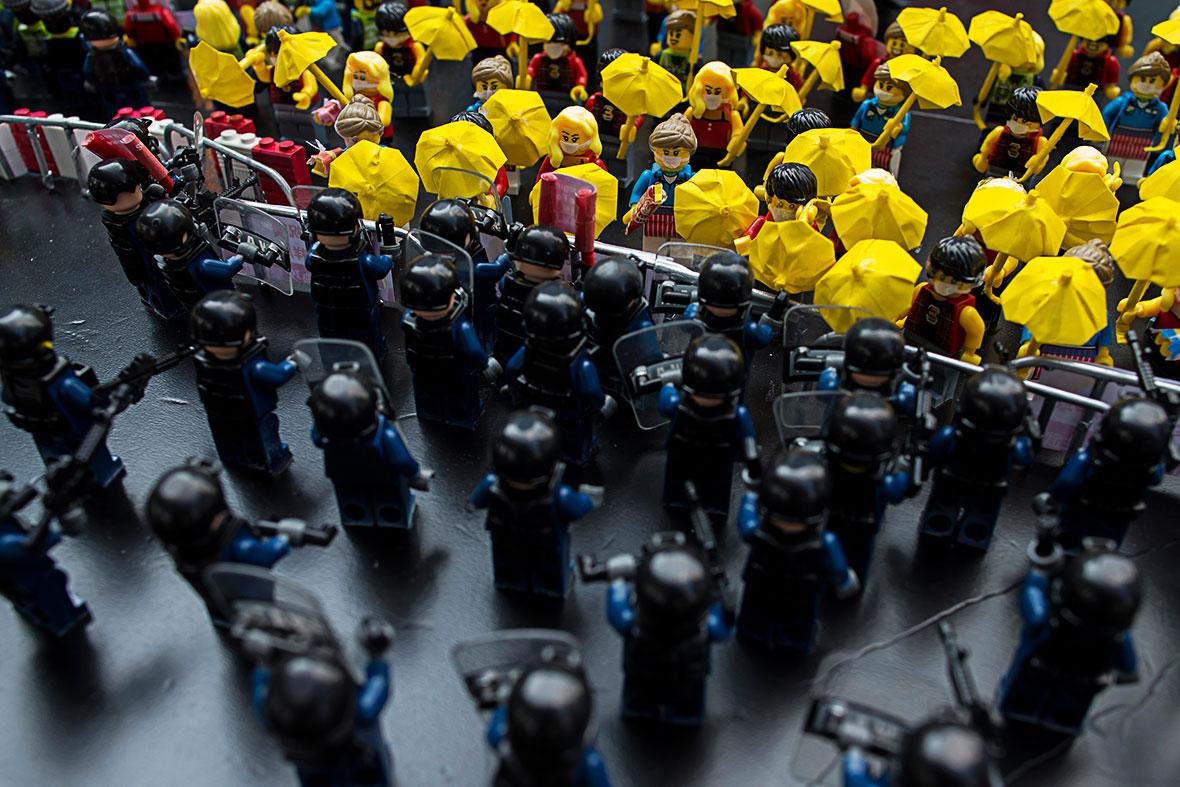 Hong Kong lego