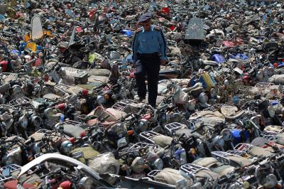 yemen motorbikes