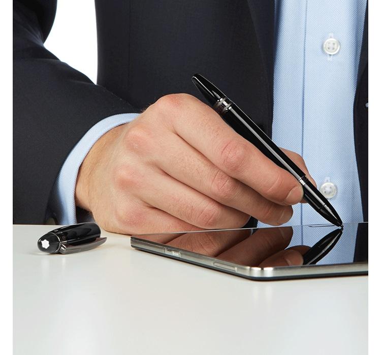 Samsung Galaxy Note 4 StarWalker stylus montblanc