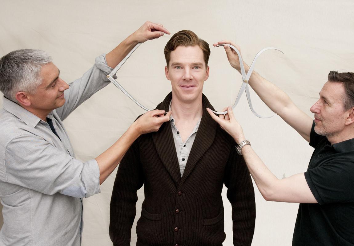 Benedict Cumberbatch was