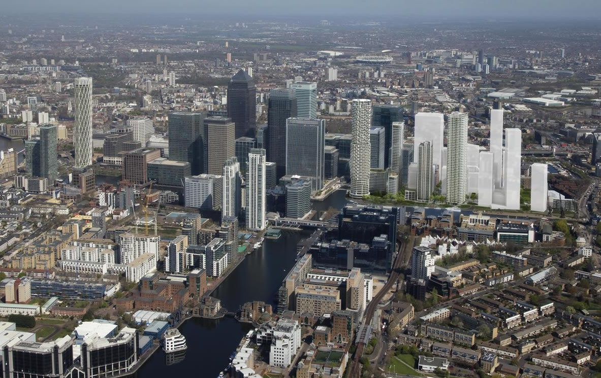 Cognicity challenge canary wharf smart city