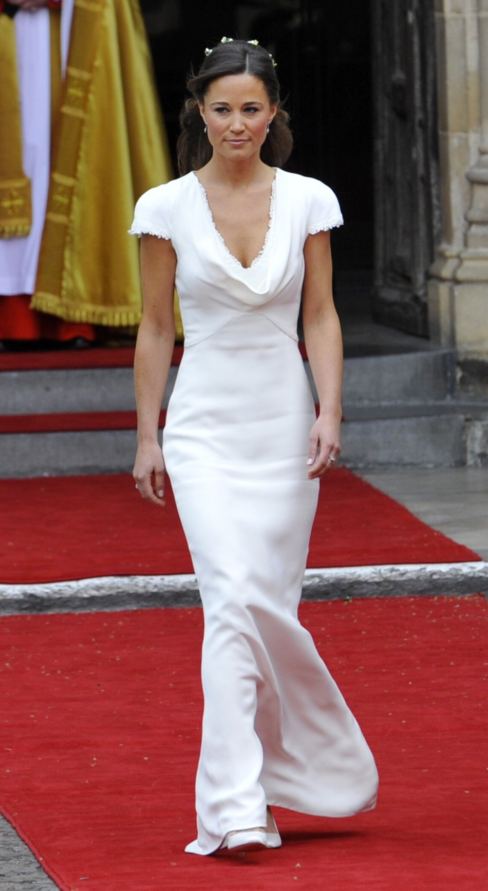 "Younger sister of the Duchess of Cambridge, Pippa Middleton attained ""celebrity status"" with her bridesmaid appearance during the Royal Wedding in April this year."