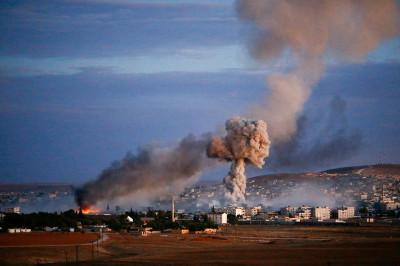 Isis Kobani