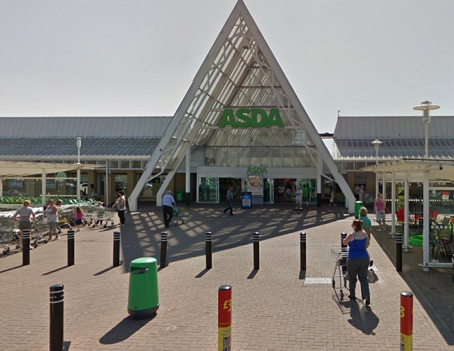 Asda in Linwood, Paisley