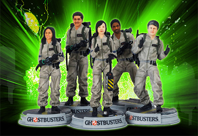 Anyone can become a Ghostbuster now