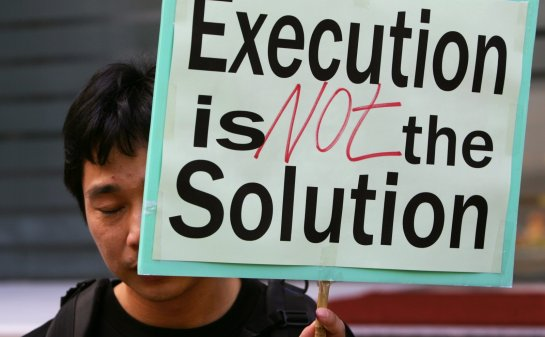 death penalty China