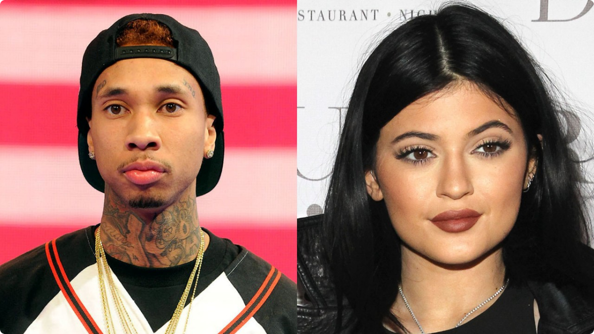 Tyga and Kendall Jenner