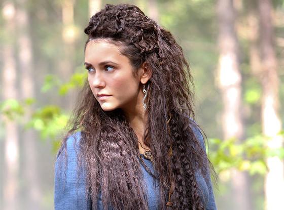 The Originals Season 2 Nina Dobrev Guest Stars As Tatia