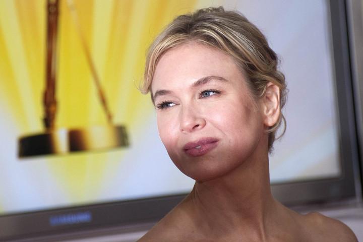 Renee Zellweger 2010