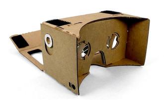 Google Magic Leap Virtual Reality Cardboard