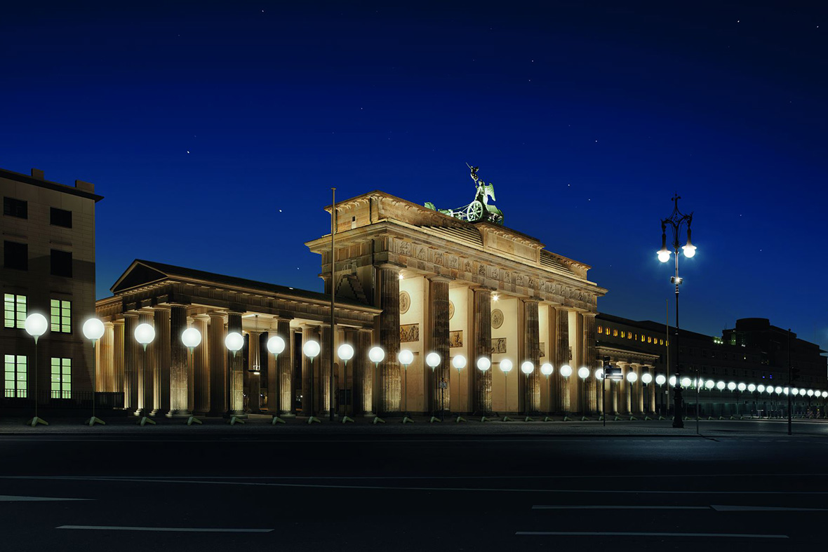 Berlin Wall fall 25th Anniversary