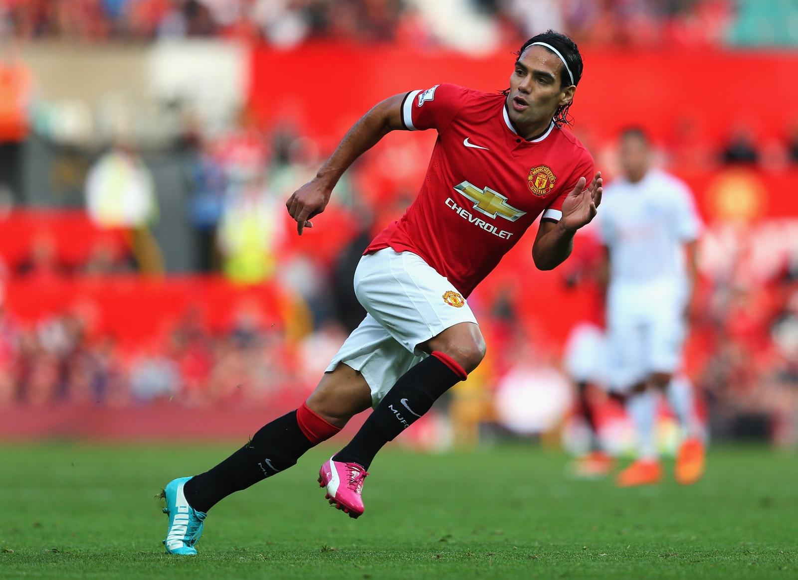 James Rodriguez Assures Manchester United Star Radamel Falcao Will