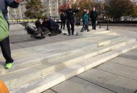 Shots fired at Canada\'s National War Memorial