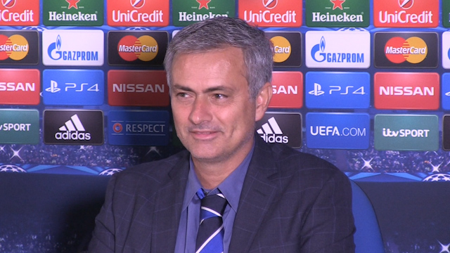 Mourinho: Now We're Playing the Game We Want