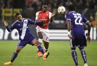 Anderlecht v Arsenal