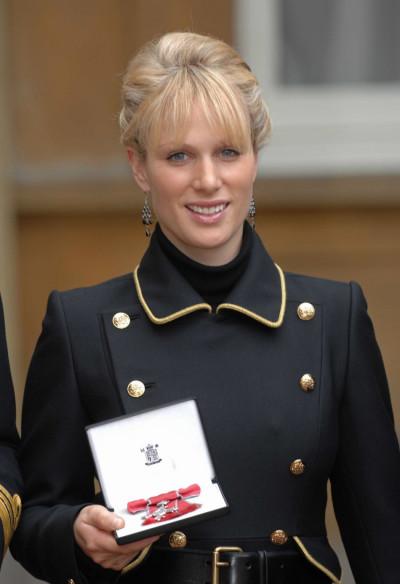 Royal Fashionista Zara Phillips Fashion Hits through the Years