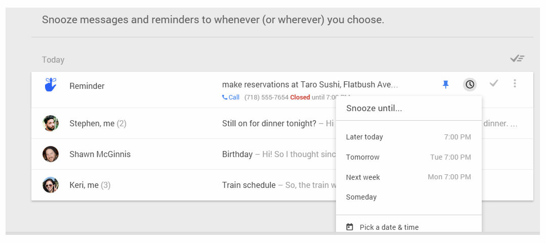 Google's 'Inbox' Promises to Enrich Your Email Experience, Check Out Now