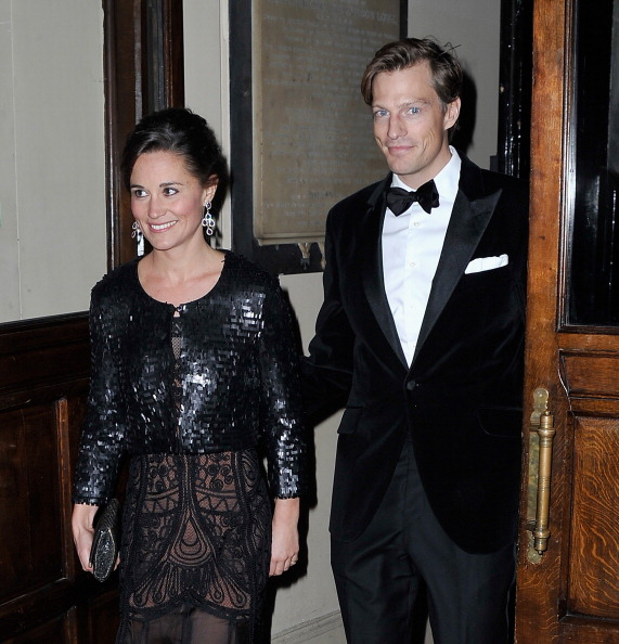 Pippa Middleton and Nico Jackson