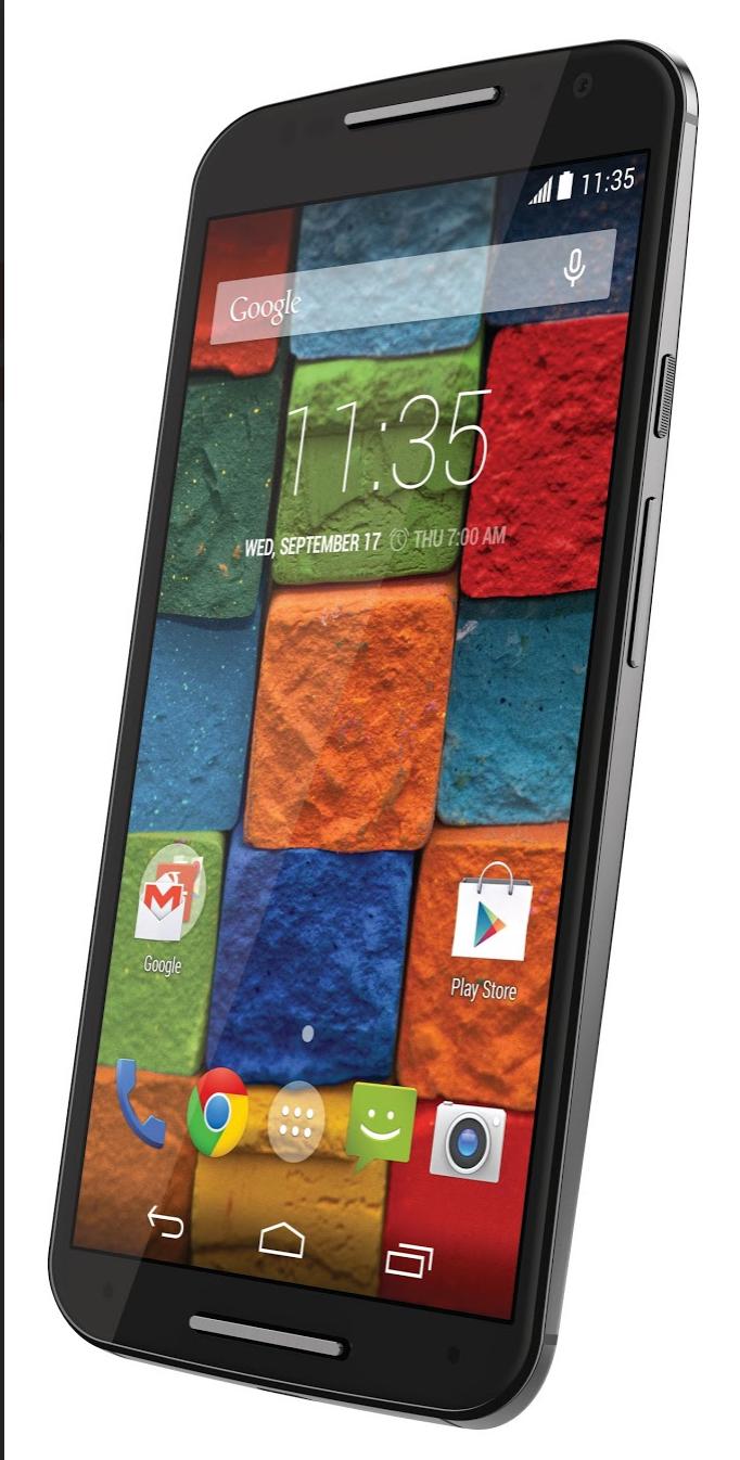 Moto X Review 2014