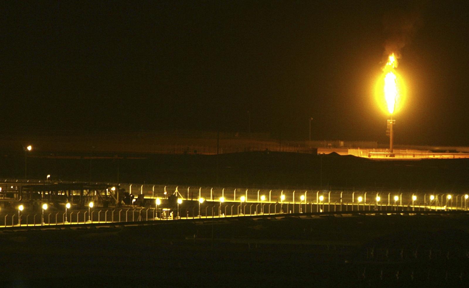 Saudi Arabia oil