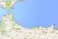 melilla map