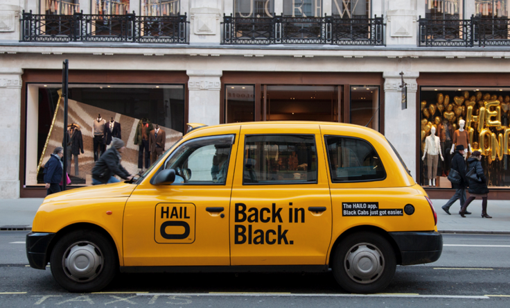 Hailo: Taxi app killed off and merged with Daimler's MyTaxi