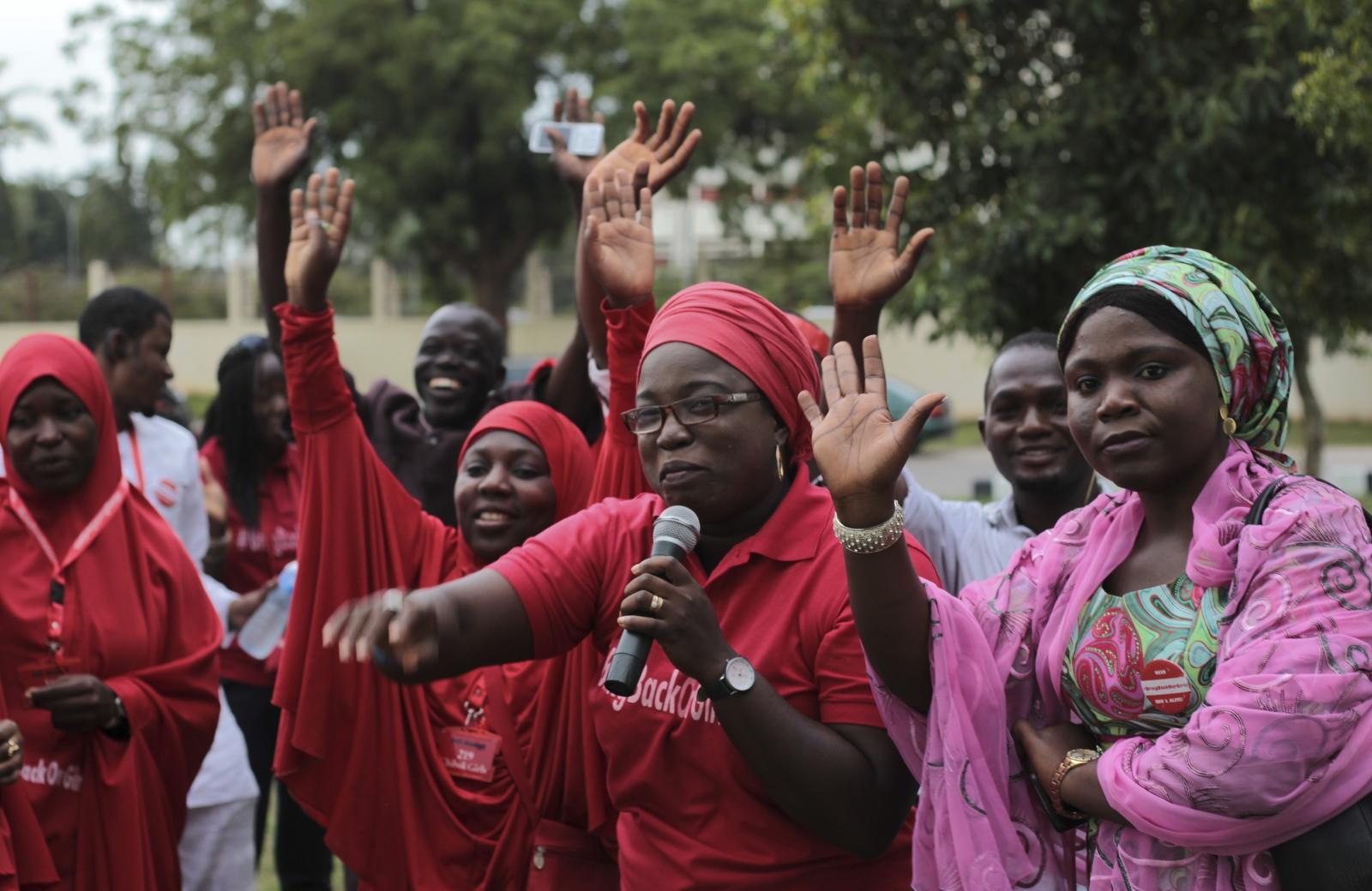 #Bring Back Our Girls Boko Haram Nigeria