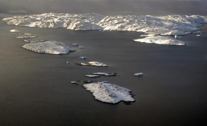 Uummannaq in western Greenland