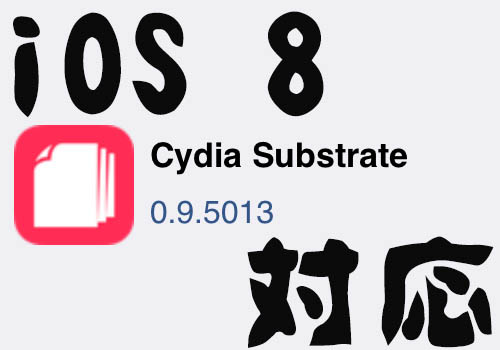 Saurik Releases Cydia Substrate 0.9.5013 Update for iOS 8/iOS 8.1 Jailbreak: How to Install