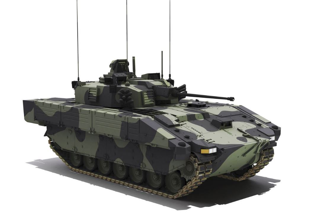 Scout SV - The British Army's Smart-Tank of the Future