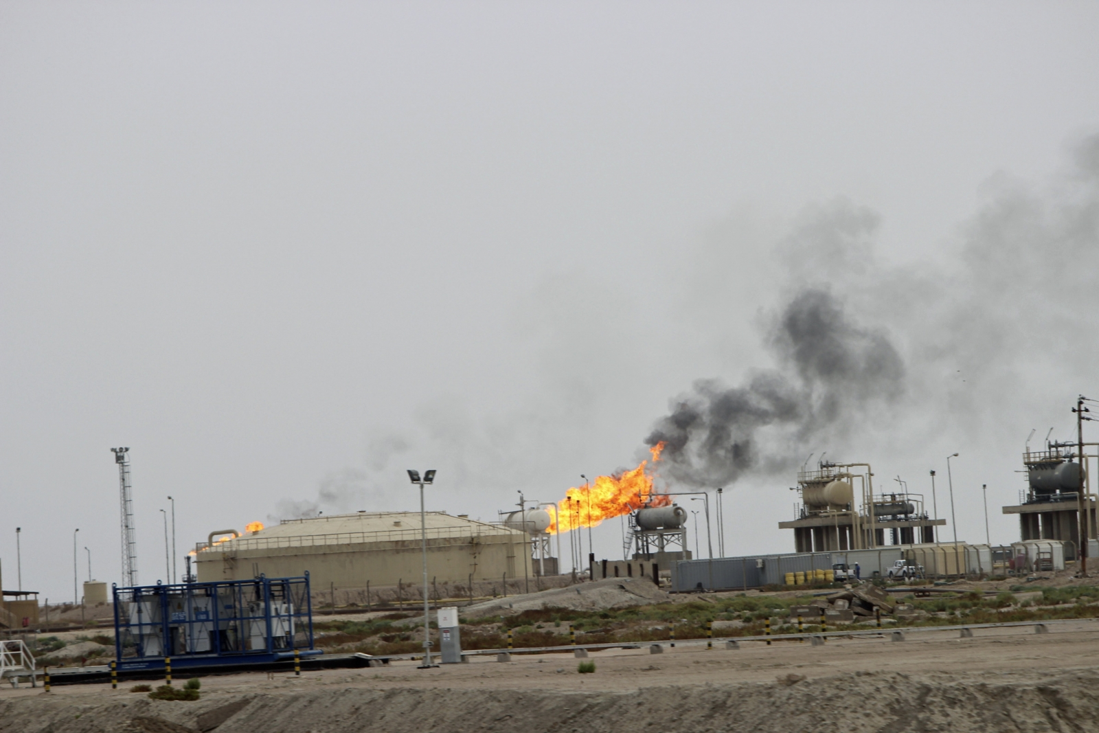 Iraq crisis and Isis's oil supplies