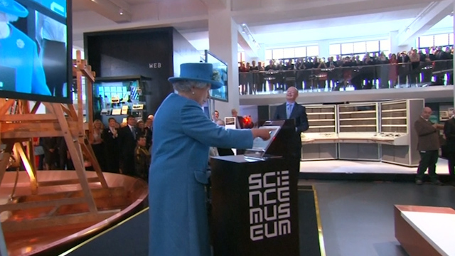 Queen Elizabeth Sends her First Tweet